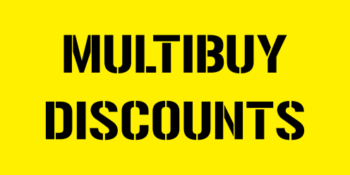 Multibuy Discounts